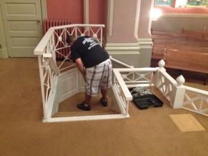 Church Piano Move in Washington DC